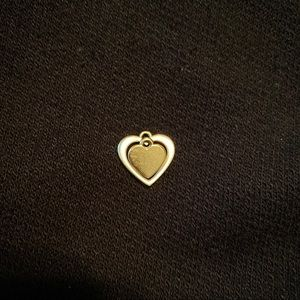 James Avery in my heart charm